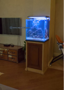 Морской аквариум 200л