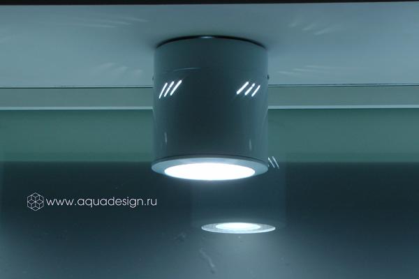 Светодиодное аквариумное освещение для растений