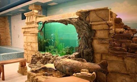 Эксклюзивные аквариумы