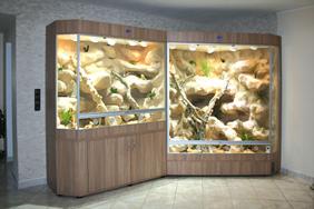Террариум на заказ москва