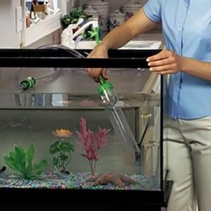 Инвентарь необходимый для ухода за аквариумом