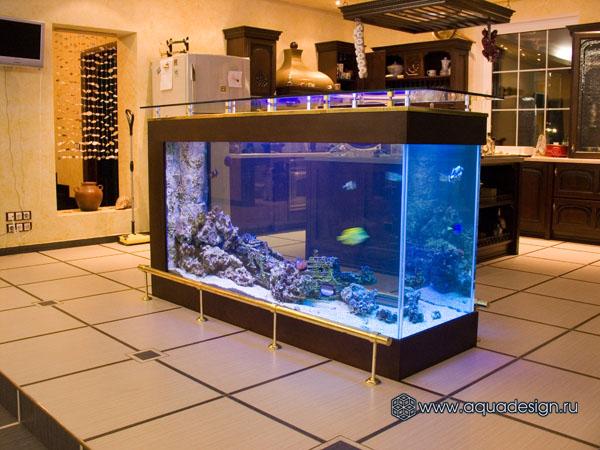 аквариум Титаник